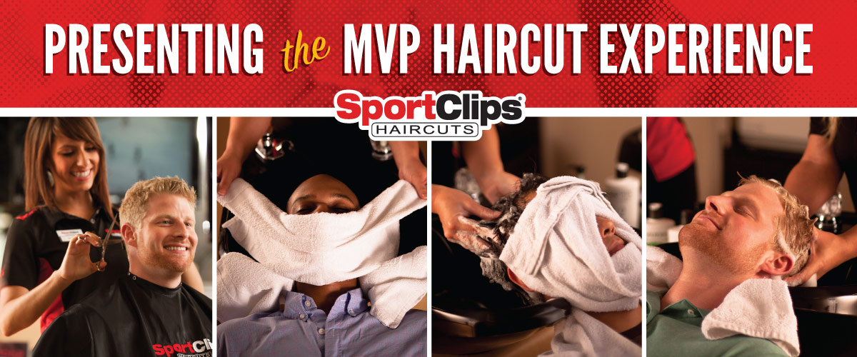 Sport Clips Haircuts Of Oxford Mvp Experience